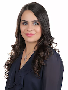 clinical psychologist Ezgi Bozkurt Flatman
