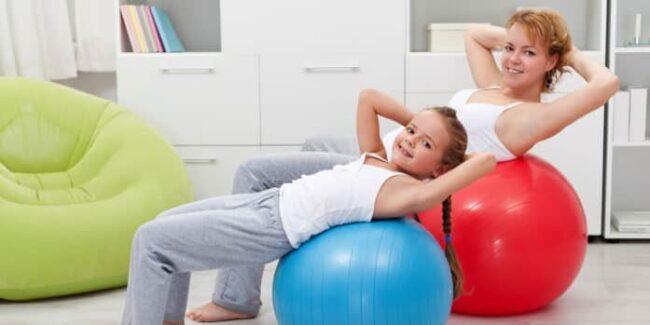 aktif çocuk