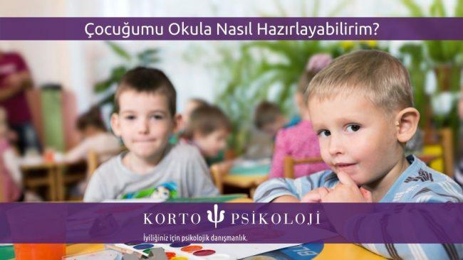 Çocuğu Okula Nasıl Hazırlayabilirim